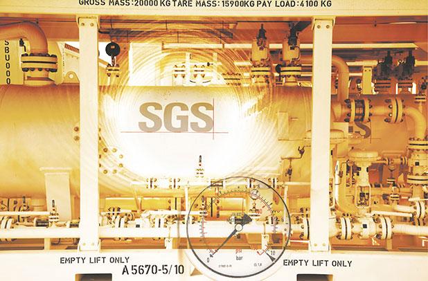 SGS PKI