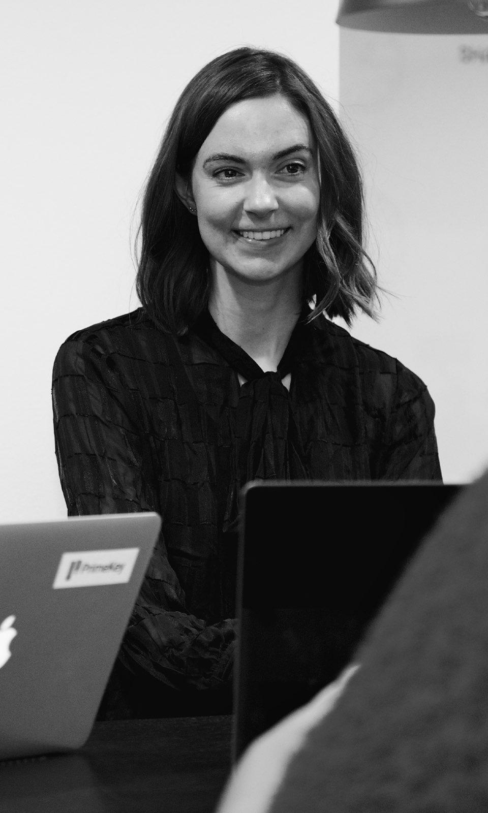 Lindsey Oredsson, Marketing PrimeKey