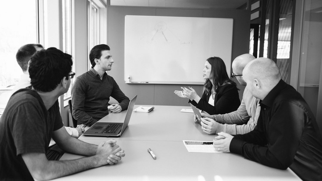 Meeting-explaining